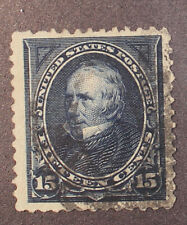 Scott 259 - 15 Cents Clay - Used - Nice Stamp - SCV - $65.00