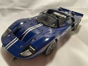 1/18 Exoto 1966 Ford GT40 MkII X-1 Roadster, Excellent Condition, Beautiful!!