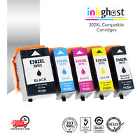 302XL Inkghost ink cartridges alternative for Epson Expression XP6000 XP6100 302