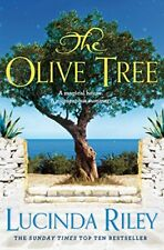 The Olive Tree by Riley, Lucinda Book The Cheap Fast Free Post