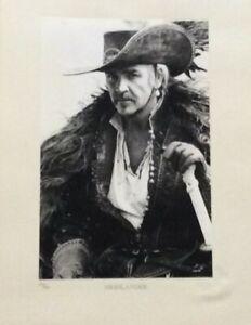 HIGHLANDER Connery & Lambert - Limited Edition Box Set of Photographs/Stills