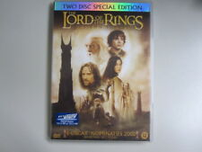 THE LORD OF THE RINGS - THE TWO TOWERS  -  2-DVD SPECIAL EDITION