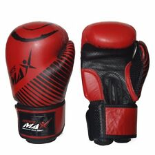 Boxing Gloves Junior Punching Bag Mitts MMA Muay thai Training Sparring 12 oz