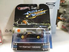 Hot WHeeLs Pontiac Firebird '77 T/A rubber wheels hotwheels