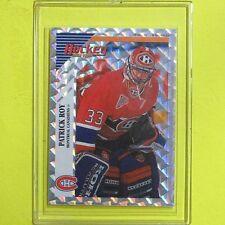 "PATRICK ROY   93-94  "" PANINI STICKER ""      Montreal Canadiens"