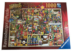Ravensburger The Christmas Cupboard 1000 Pieces Puzzle