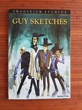 Guy sketches by Bobby Chiu. ILLUSTRATION BOOK Imaginism Studios
