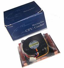 Rebajado aletas Jaca 44C Intel Socket 478 12VDC CoolJag disipador térmico y ventilador