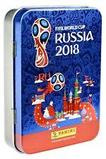 NEW PANINI METAL BOX 2018 WORLD CUP RUSSIA