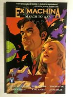 EX MACHINA March to War (2006) DC Wildstorm Comics TPB FINE