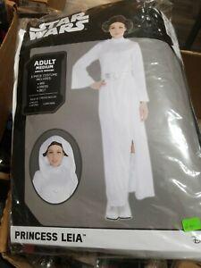 Disney Star Wars Princess Leia Adult Medium #691
