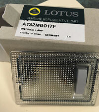 A132M6017F Lotus Evora and 400 headliner interior lamp, NIB