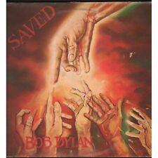 Bob Dylan Lp Vinile Saved / CBS 86113 Nuovo 0074643655316
