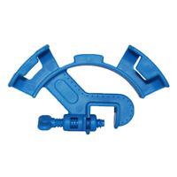 Aquarium Filtration Water Pipe Hose Holder For Mount best Blue Tube Tank U5N3