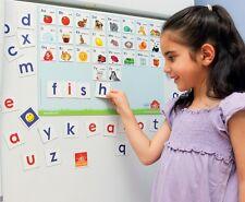 Apprendre l'anglais pour les enfants un kit magnétique apprendre l' ABC