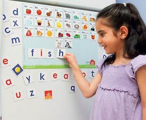 Imparare l'inglese per bambini un kit magnetico imparare l'ABC a livello ottico