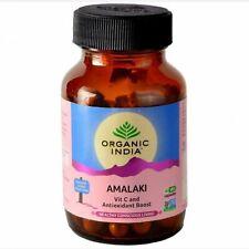 Organic India Amalaki 60 Capsules