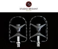 MKS Exim Pedale grau/schwarz Pedals grey metallic Urban MTB Singlespeed