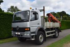 Right-hand drive Atego Manual Commercial Lorries & Trucks