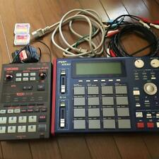BOSS SP-202 SP202 Dr. Sample Sampler & AKAI MPC1000 W/ Cable & Memory Tested