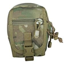 Military Tactical Multi-Purpose Accessory MOLLE Gear Pouch MULTICAM New