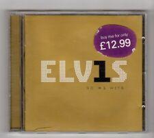 (IE697) Elvis, 30 #1 Hits - 2002 CD