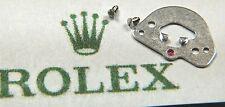 Bridge with two 55003 screws, Rolex Genuine Rolex 3035 5004 Pallet Fork