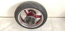 Suzuki GSX-R 750 K4/K5 WVB3 Hinterrad, Felge hinten mit Reifen, Bremsscheibe