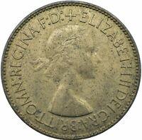 1953 UNC ONE PENNY OF ELIZABETH II. /One Penny Bronze    #WT20502