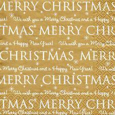 4 Motivservietten Servietten Napkins Weihnachten Merry Christmas (960)