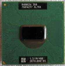 CPU Mobile Intel Celeron 350 SL7RA - 1.3 GHz INTEL M350 M socket 478 processore