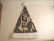 New Call of Duty Infinite Warfare Camo* Santa Elf Hat Holiday Promo