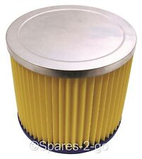 EARLEX COMBIVAC POWERVAC WET DRY PUSH FIT FILTER CARTRIDGE WD1000 WD1100 S1256