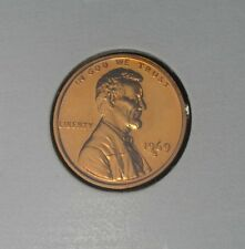 1969 S PROOF LINCOLN MEMORIAL CENT DCAM NICE TONING MINT CONDITION CLAD