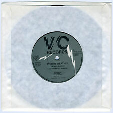"WASTED YOUTH members Stormy Weather / This World rare indie 7"" unplayed 1980's"