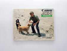 [MINT] Manuel Mode d'emploi édition française d'origine Canon AE1 AE-1 P Program