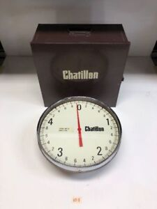 Chatillon Hanging Scale WT-12 *Fast Shipping* Warranty!