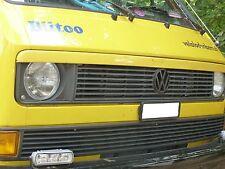 Spoiler Grillspoiler Böser Blick VW Bus T3