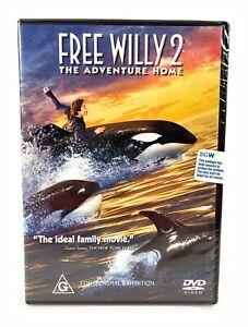 Free Willy 2 DVD New & Sealed Region 4 Free Postage
