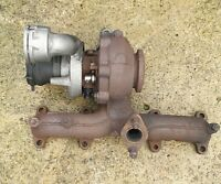 VW Audi SEAT Skoda 1.9 TDi bkc bxe KK3 TURBOCHARGER and MANIFOLD for spares