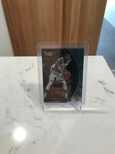 Giannis Antetokounmpo Milwaukee Bucks 2017-18 Panini Select NBA Base Card