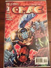OMAC #1 (2011) DC Comics