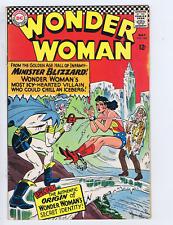 Wonder Woman #162 DC Pub 1966