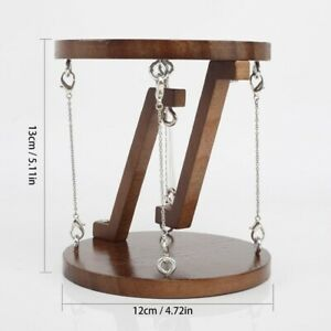 Anti Gravity Desk Invisible Tensegrity Structure DIY Handmade Floating Wood Gift