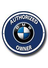 Autoschilder für BMW Fans