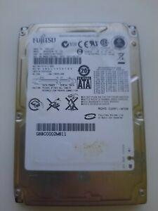 "Fujitsu MHV2080BH 80 GB Internal 5400 RPM 2.5"" Laptop Hard Drive HDD"