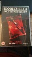 Homicide - Season 2 - Complete (DVD, 2008, 5 Disc Set)