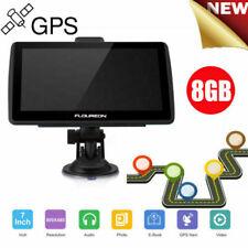 "7"" HD Touck LKW AUTO GPS Navigation Navigationsgerät Navi SAT MP3 8GB EU Karten"