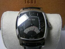 Jean Richard TV SCREEN SECONDE RETROGRADE Watch 45016-11-11A-61A