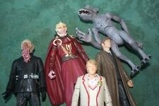 DR WHO 5 inch ACTION FIGURES X5   -  LOT #20